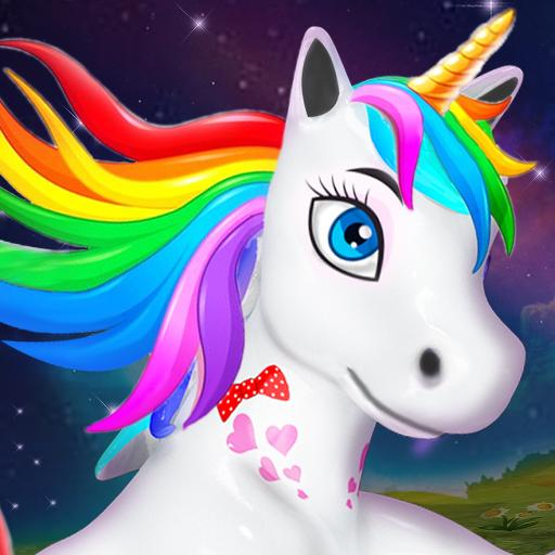 Baby Unicorn Wild Life: Pony Horse Simulator Games Mod apk download – Mod Apk 1.2.9 [Unlimited money] free for Android.