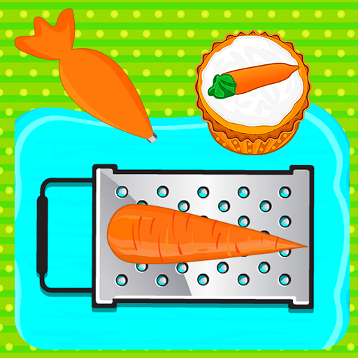 Baking Carrot Cupcakes – Coking Game Mod apk download – Mod Apk 7.1.64 [Unlimited money] free for Android.