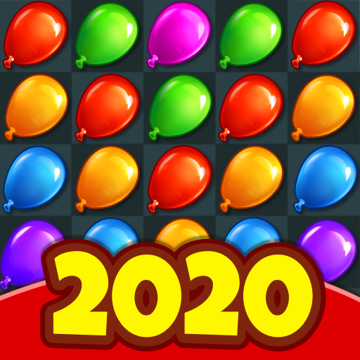 Balloon Paradise – Free Match 3 Puzzle Game Mod apk download – Mod Apk 4.0.4 [Unlimited money] free for Android.