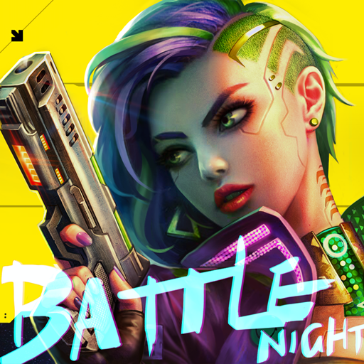Battle Night: Cyber Squad-Idle RPG Mod apk download – Mod Apk 1.3.8 [Unlimited money] free for Android.
