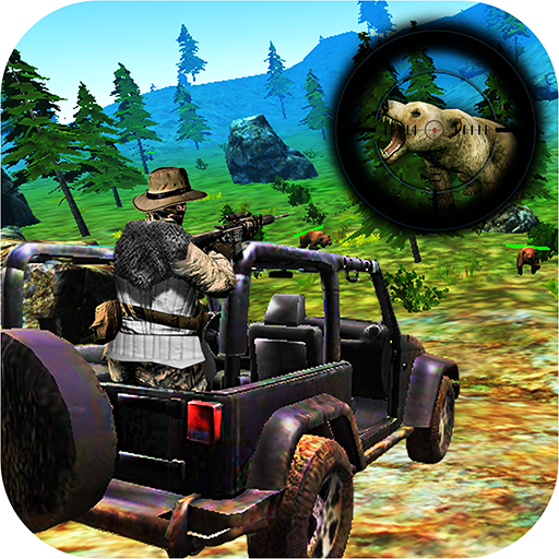 Bear Hunting on Wheels 4×4 – FPS Shooting Game 18 Mod apk download – Mod Apk 1.6 [Unlimited money] free for Android.