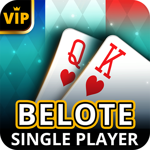 Belote Offline – Single Player Card Game Mod apk download – Mod Apk 2.5.35 [Unlimited money] free for Android.
