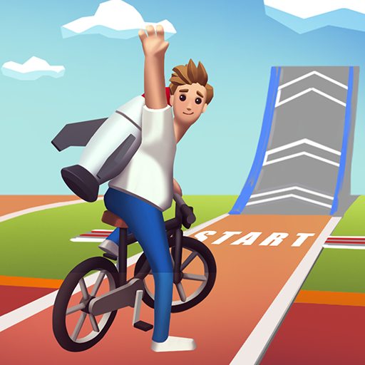 Bike Hop: Crazy BMX Bike Jump 3D Mod apk download – Mod Apk 1.0.59 [Unlimited money] free for Android.