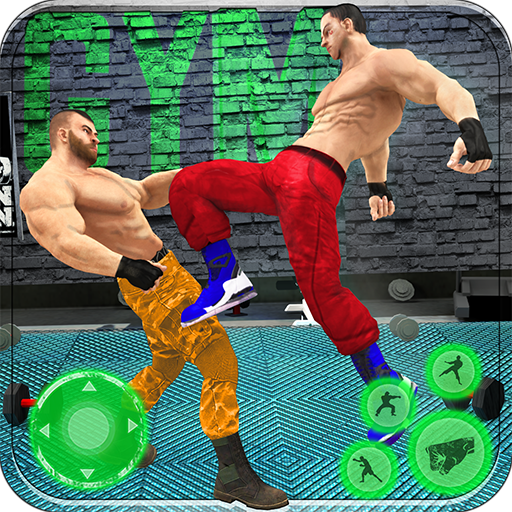Bodybuilder Fighting Games: Gym Wrestling Club PRO Mod apk download – Mod Apk 1.2.6 [Unlimited money] free for Android.