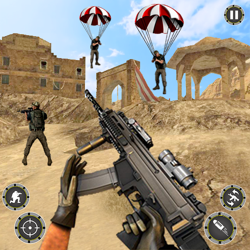 Bravo Shooter: Gun Fire Strike Mod apk download – Mod Apk 1.0.4 [Unlimited money] free for Android.