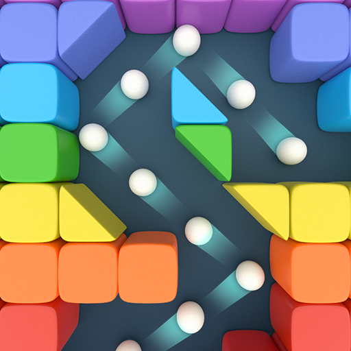 Brick Ball Blast: A Free & Relaxing 3D Crush Game Mod apk download – Mod Apk 1.3.0 [Unlimited money] free for Android.