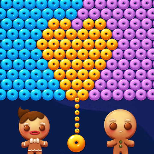 Bubble Shooter Cookie Mod apk download – Mod Apk 1.2.19 [Unlimited money] free for Android.