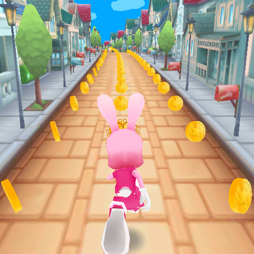 Bunny Run – Bunny Rabbit Game Mod apk download – Mod Apk 1.3.0 [Unlimited money] free for Android.