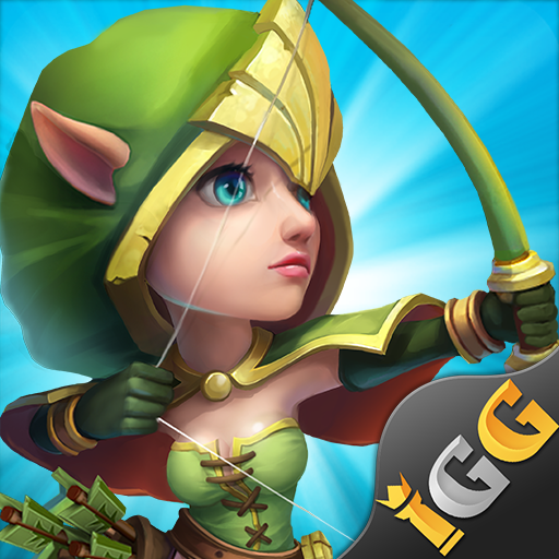 Castle Clash: King's Castle DE Mod apk download – Mod Apk 1.7.51 [Unlimited money] free for Android.