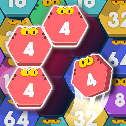 Cat Cell Connect – Merge Number Hexa Blocks Mod apk download – Mod Apk 1.2.0 [Unlimited money] free for Android.