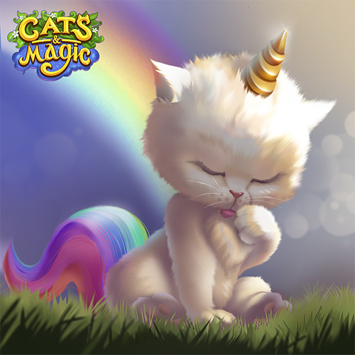 Cats & Magic: Dream Kingdom Mod apk download – Mod Apk 1.4.292178 [Unlimited money] free for Android.