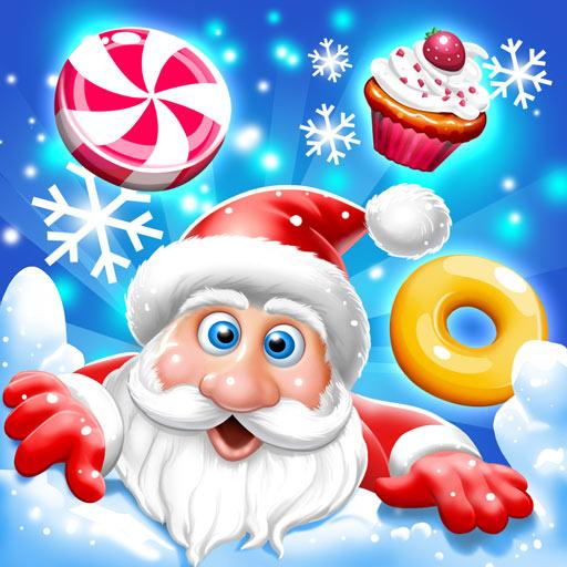 Christmas Candy World – Christmas Games Mod apk download – Mod Apk 1.9.4 [Unlimited money] free for Android.
