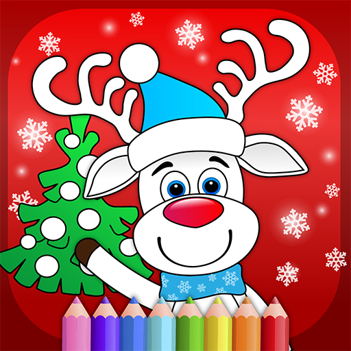 Christmas Coloring Book Mod apk download – Mod Apk 2.2 [Unlimited money] free for Android.