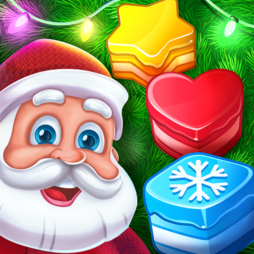 Christmas Cookie – Santa Claus's Match 3 Adventure Pro apk download – Premium app free for Android 3.2.3