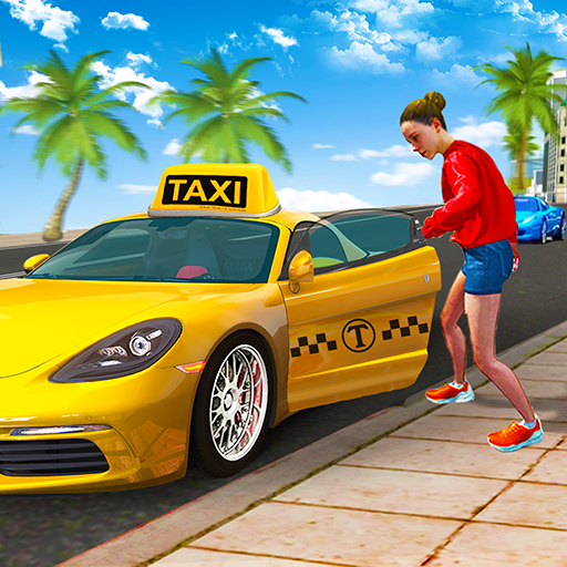 City Taxi Driving Sim 2020: Free Cab Driver Games Pro apk download – Premium app free for Android
