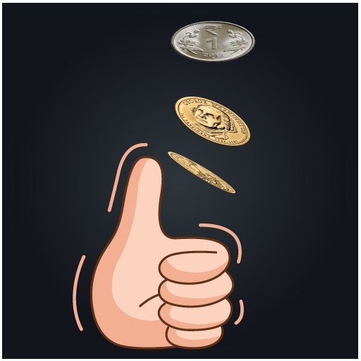 Coin Toss – Simple Coin Flip Simulator Mod apk download – Mod Apk 1.0.5 [Unlimited money] free for Android.