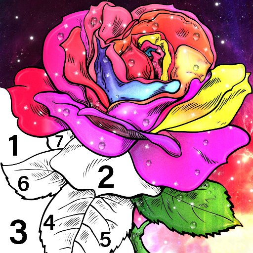 Color By Number & Paint By Number – Coloring Book Mod apk download – Mod Apk 6.0 [Unlimited money] free for Android.