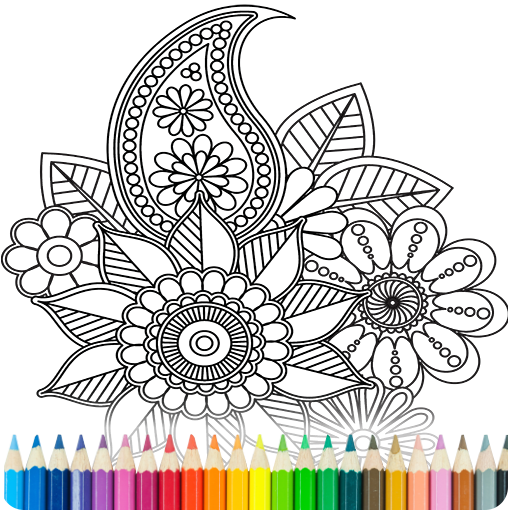 Coloring Book for Adults Mod apk download – Mod Apk 7.6.4 [Unlimited money] free for Android.