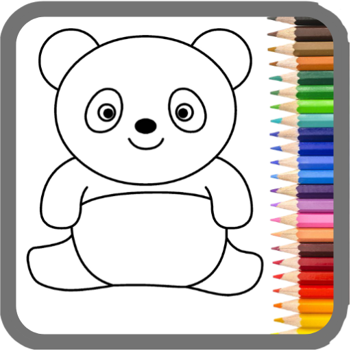 Coloring Games for Kids: Baby Drawing Book & Pages Mod apk download – Mod Apk 1.0.6 [Unlimited money] free for Android.