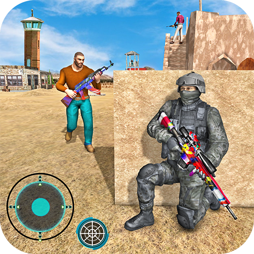 Combat Shooter 2: FPS Shooting Game 2020 Mod apk download – Mod Apk 1.6 [Unlimited money] free for Android.