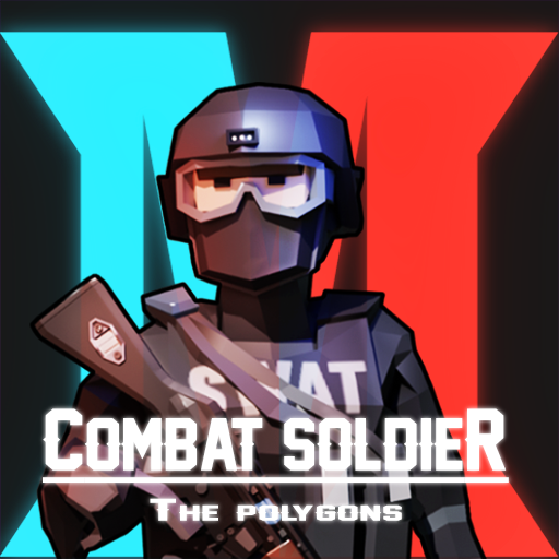 Combat Soldier – The Polygon Mod apk download – Mod Apk 0.30 [Unlimited money] free for Android.