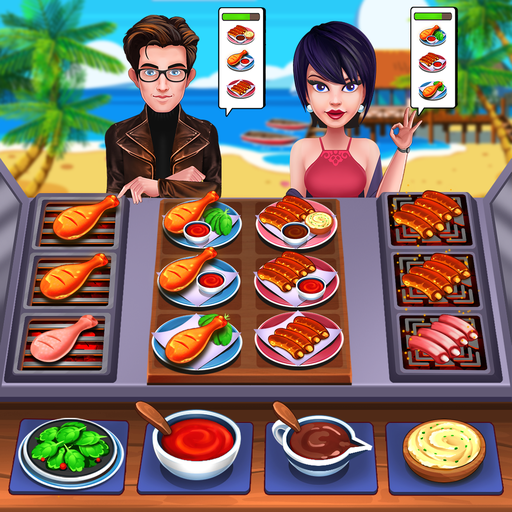 Cooking Chef – Food Fever Mod apk download – Mod Apk 3.9 [Unlimited money] free for Android.
