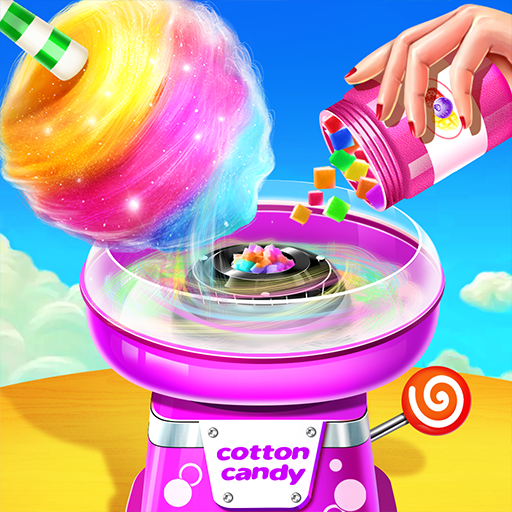 💜Cotton Candy Shop – Cooking Game🍬 Mod apk download – Mod Apk 6.1.5026 [Unlimited money] free for Android.