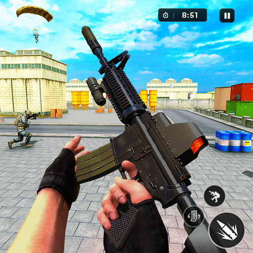 Counter Attack FPS Commando Shooter Mod apk download – Mod Apk 1.0.3 [Unlimited money] free for Android.