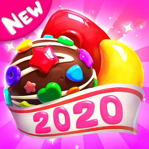 Crazy Candy Bomb – Sweet match 3 game Mod apk download – Mod Apk 4.6.0 [Unlimited money] free for Android.