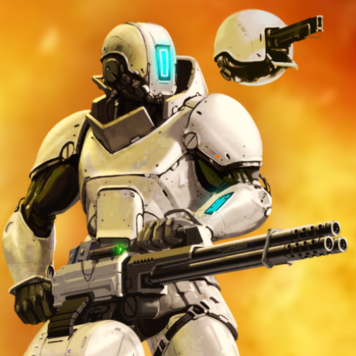 CyberSphere: TPS Online Action-Shooting Game Pro apk download – Premium app free for Android 1.96