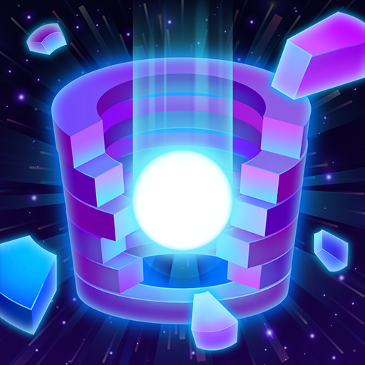 Dancing Helix: Colorful Twister Mod apk download – Mod Apk 1.3.0 [Unlimited money] free for Android.