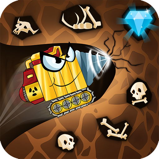 Digger Machine: dig and find minerals Mod apk download – Mod Apk 2.7.5 [Unlimited money] free for Android.