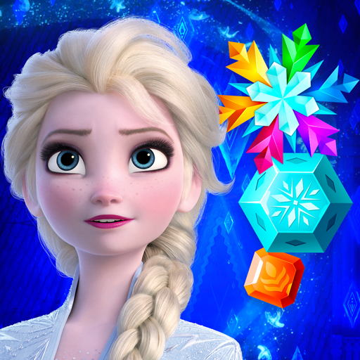 Disney Frozen Adventures: Customize the Kingdom Mod apk download – Mod Apk 11.1.0 [Unlimited money] free for Android.