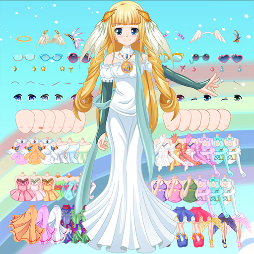 Dress Up Angel Avatar Anime Games Mod apk download – Mod Apk 5.0.3 [Unlimited money] free for Android.