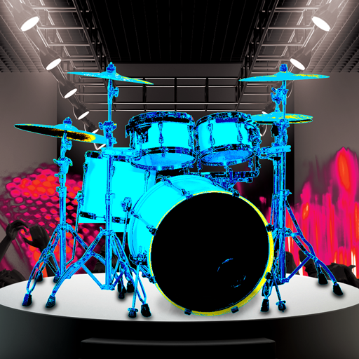 Drum Hero (rock music game, tiles style) Mod apk download – Mod Apk 2.4.4 [Unlimited money] free for Android.