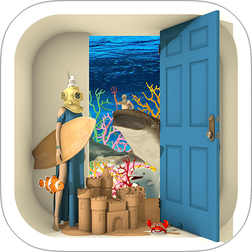 Escape Game: Marine Blue Mod apk download – Mod Apk 2.0.0 [Unlimited money] free for Android.