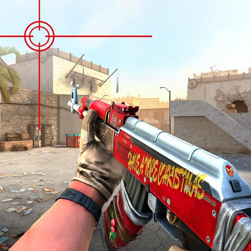 FPS Encounter Shooting 2020 –  New Shooting Games Pro apk download – Premium app free for Androidv 1.17