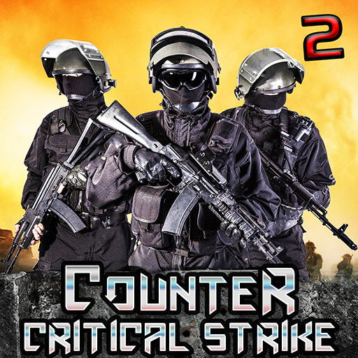 FPS Shooting Gun War – Counter Critical Strike CS Mod apk download – Mod Apk 1.0 [Unlimited money] free for Android.