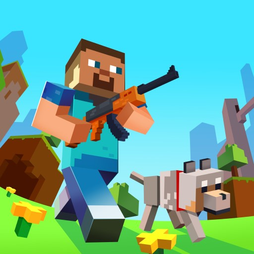 Fire Craft: 3D Pixel World Pro apk download – Premium app free for Android 4.3