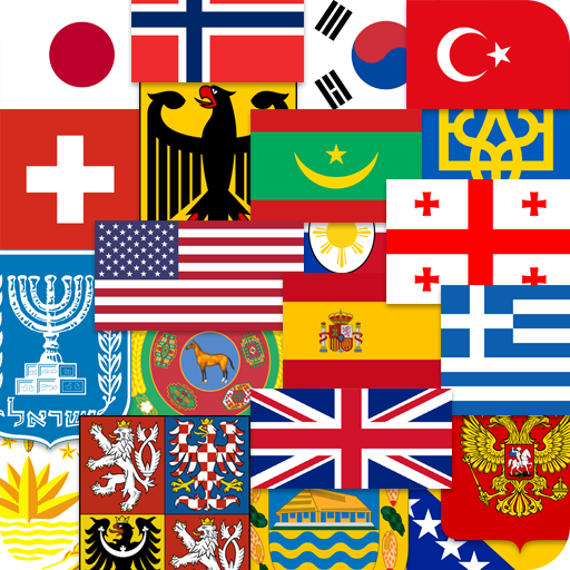 Flags of the World & Emblems of Countries: Quiz Mod apk download – Mod Apk 2.15 [Unlimited money] free for Android.