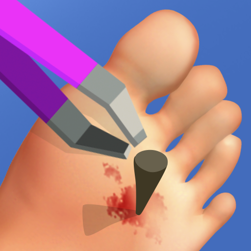 Foot Clinic – ASMR Feet Care Mod apk download – Mod Apk 1.4.1 [Unlimited money] free for Android.