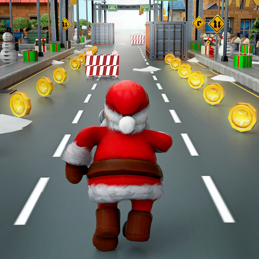 Fun Santa Run – Christmas Runner Adventure Mod apk download – Mod Apk 2.4 [Unlimited money] free for Android.