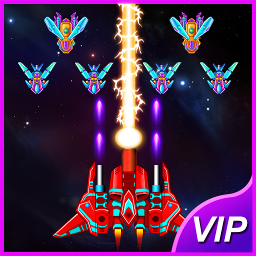 Galaxy Attack: Alien Shooter (Premium) Mod apk download – Mod Apk 30.6 [Unlimited money] free for Android.
