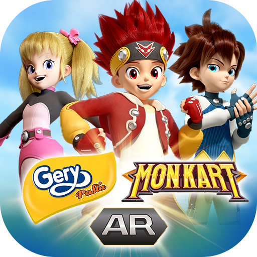 Gery Pasta Monkart AR Mod apk download – Mod Apk 3.3 [Unlimited money] free for Android.
