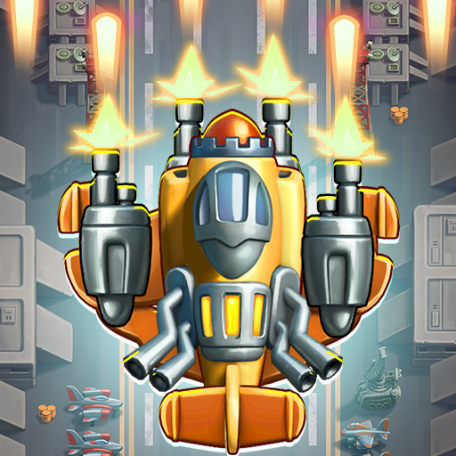 HAWK: Galaxy Shooter. Alien War Mod apk download – Mod Apk 30.1.22110 [Unlimited money] free for Android.