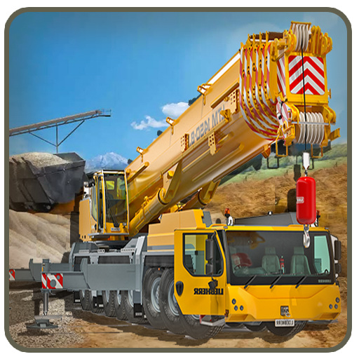 Heavy Crane Simulator Game 2019 – CONSTRUCTION SIM Mod apk download – Mod Apk 1.3.1 [Unlimited money] free for Android.