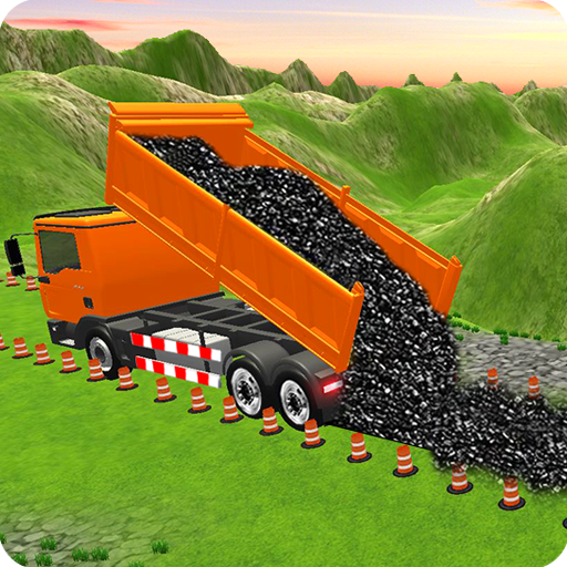Highway Construction Road Builder 2020- Free Games Pro apk download – Premium app free for Android 2.0