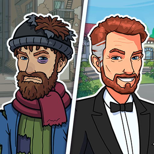 Hobo Life: Business Simulator & Money Clicker Game Mod apk download – Mod Apk 1.10 [Unlimited money] free for Android.