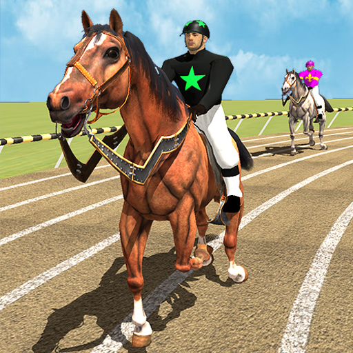 Horse Racing Games 2020: Horse Riding Simulator 3d Mod apk download – Mod Apk 4.8 [Unlimited money] free for Android.