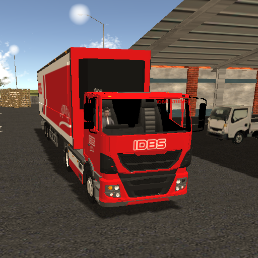IDBS Truck Trailer Mod apk download – Mod Apk 4.1 [Unlimited money] free for Android.